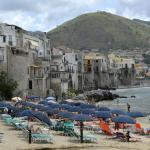 Cefalù, the Medieval City and its blue sea